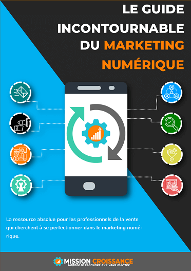 couverture guide incontournable du marketing numerique